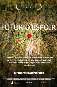 affiche officielle - FUTUR D'ESPOIR